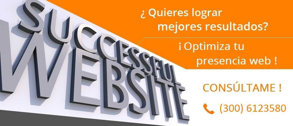 Consultoria para optimizar marketing digital y pagina web